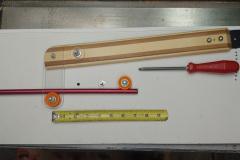 IOM Mast-bending-jig